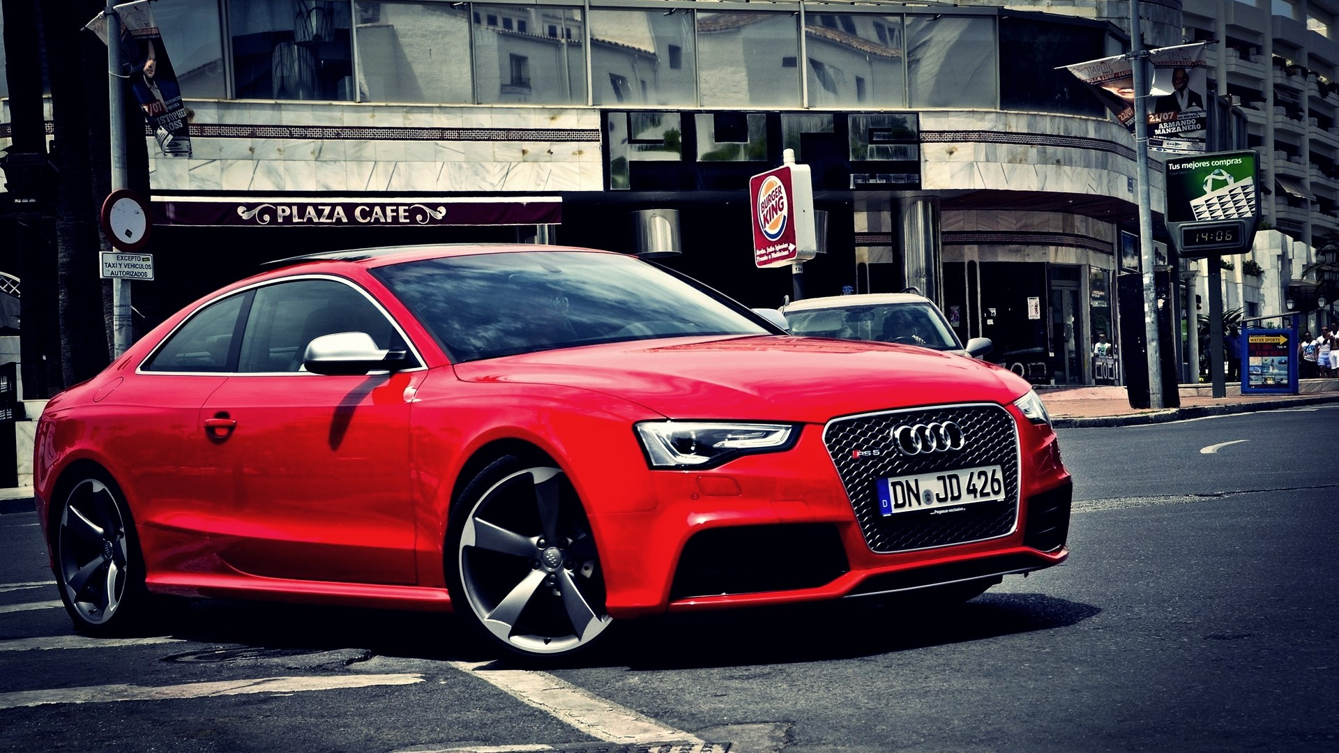 Vehicles   audi rs5  HD Wallpaper