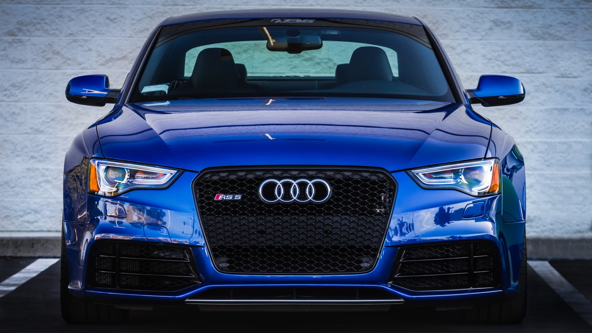 Audi rs5  in HD Wallpaper