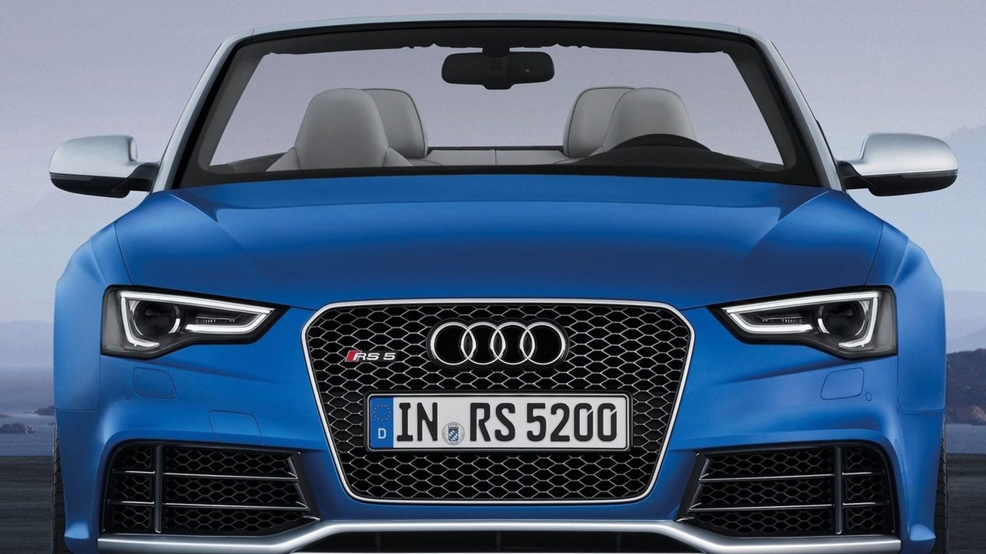 Audi RS5  germany  luxury  HD Wallpaper
