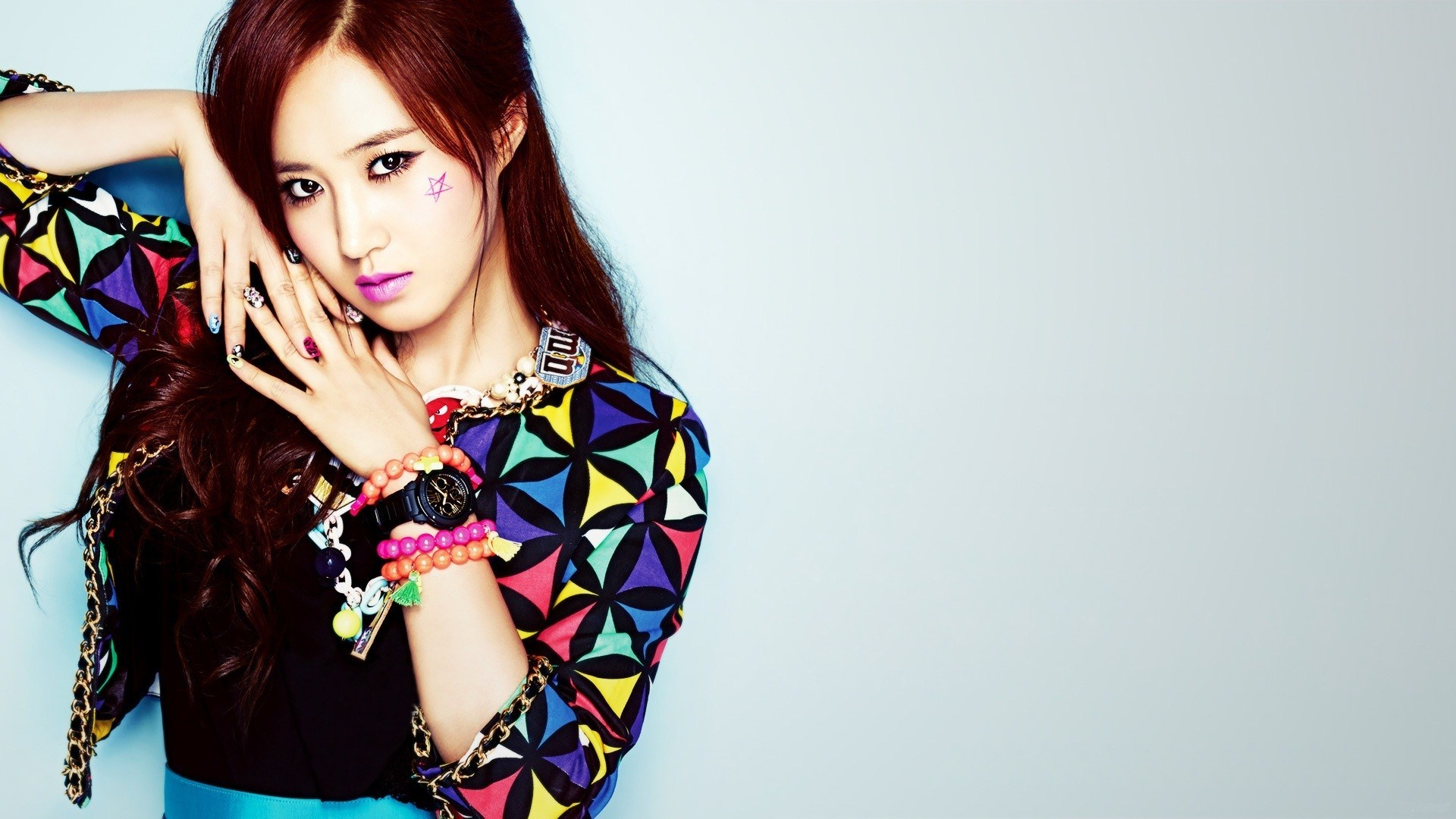 Singer Beauty Korean Girl HD HD Wallpaper