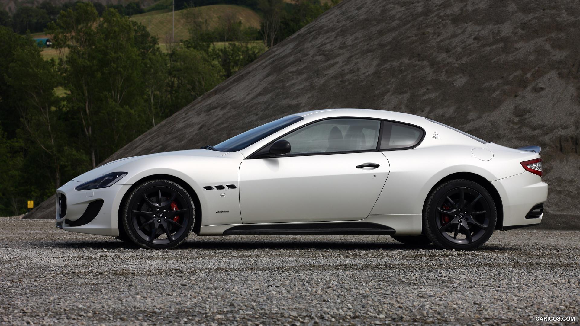 2013 Maserati GranTurismo HD Wallpaper