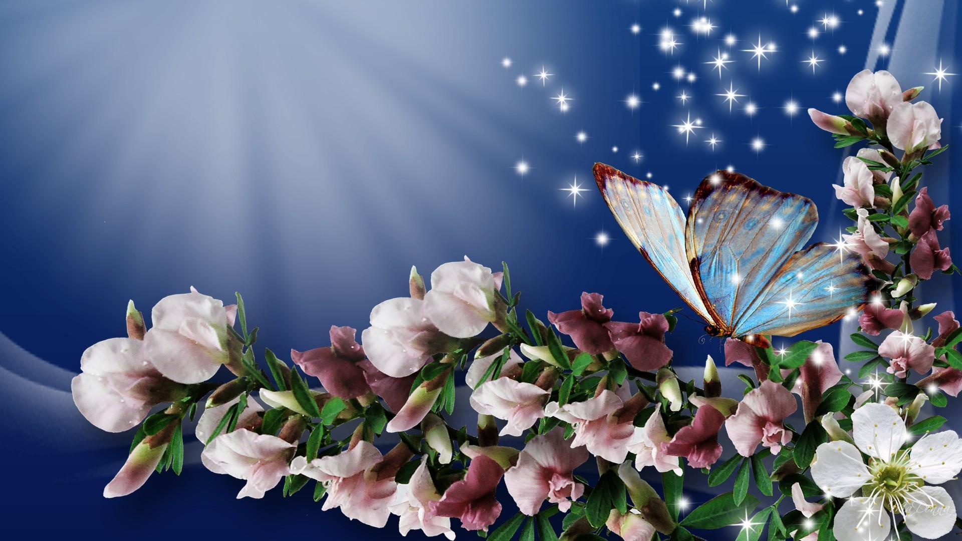 Free Download Flowers Firefox HD Wallpaper