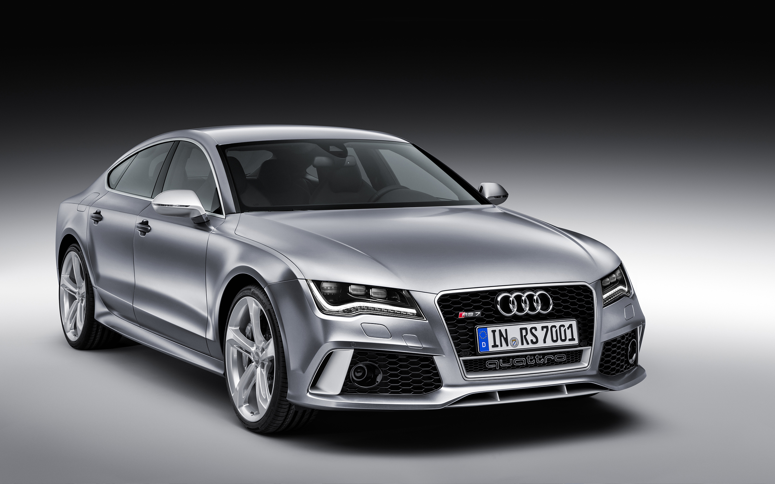 Audi 2014 Audi RS7  HD Wallpaper
