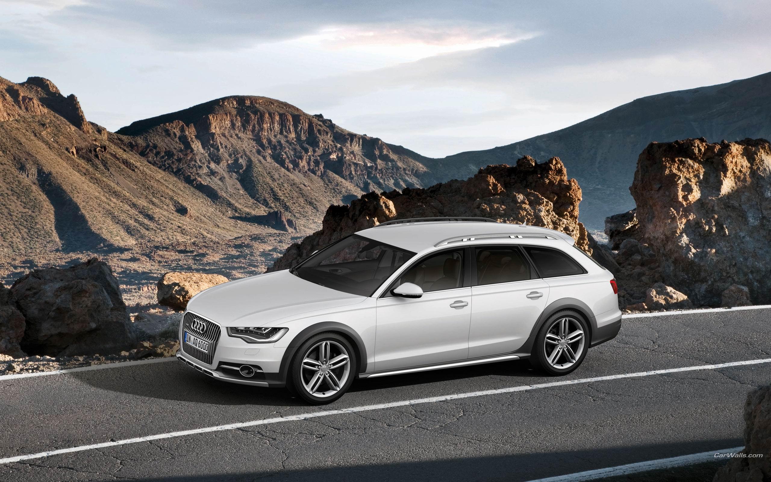 Amazing Audi A6  HD HD Wallpaper