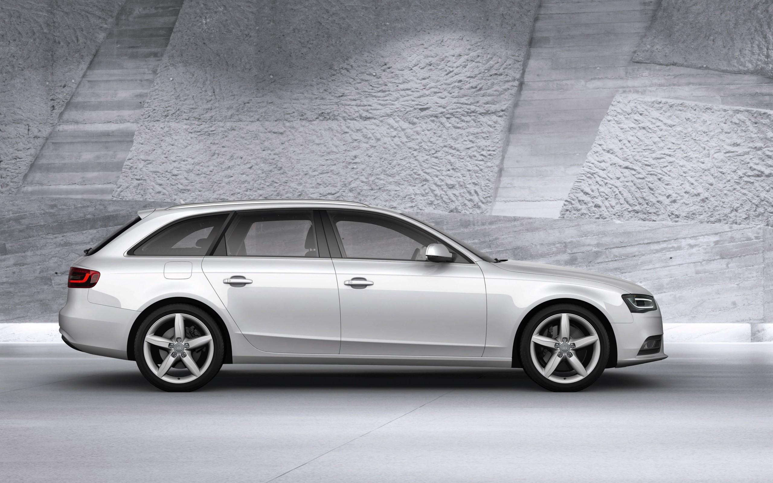 2012 Audi A4 Avant 04 HD Wallpaper