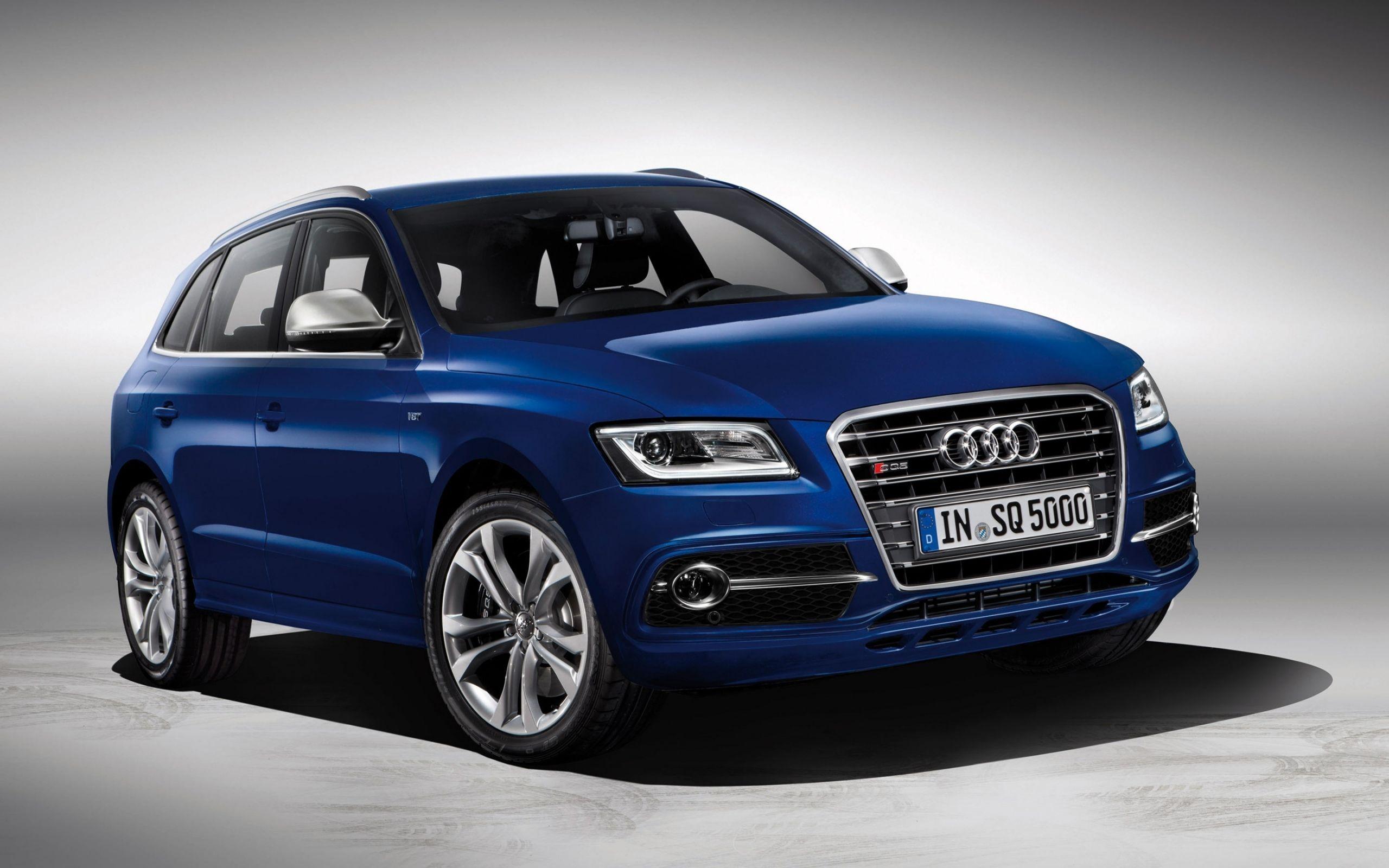 Audi SQ5 TDI  HD Wallpaper
