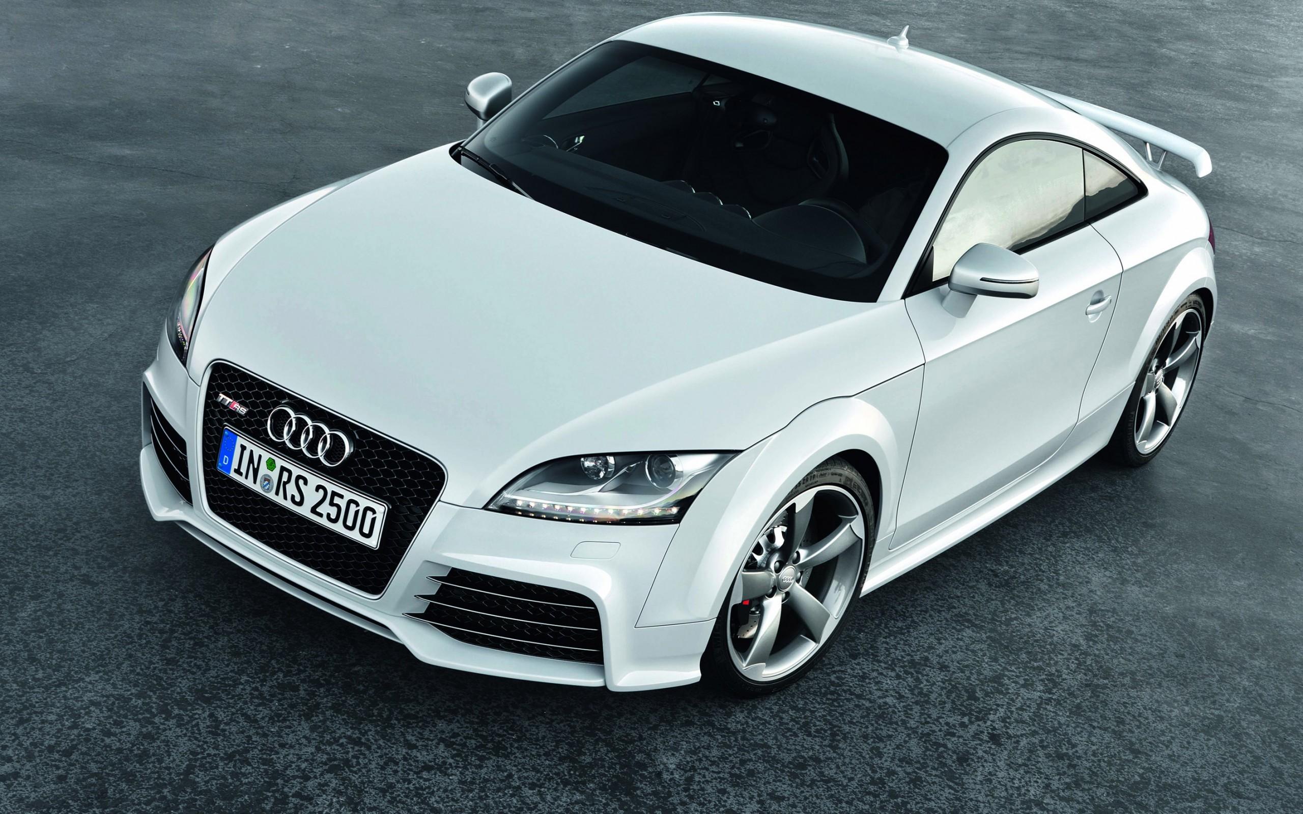 2012 Audi Tt Rs 20 HD Wallpaper