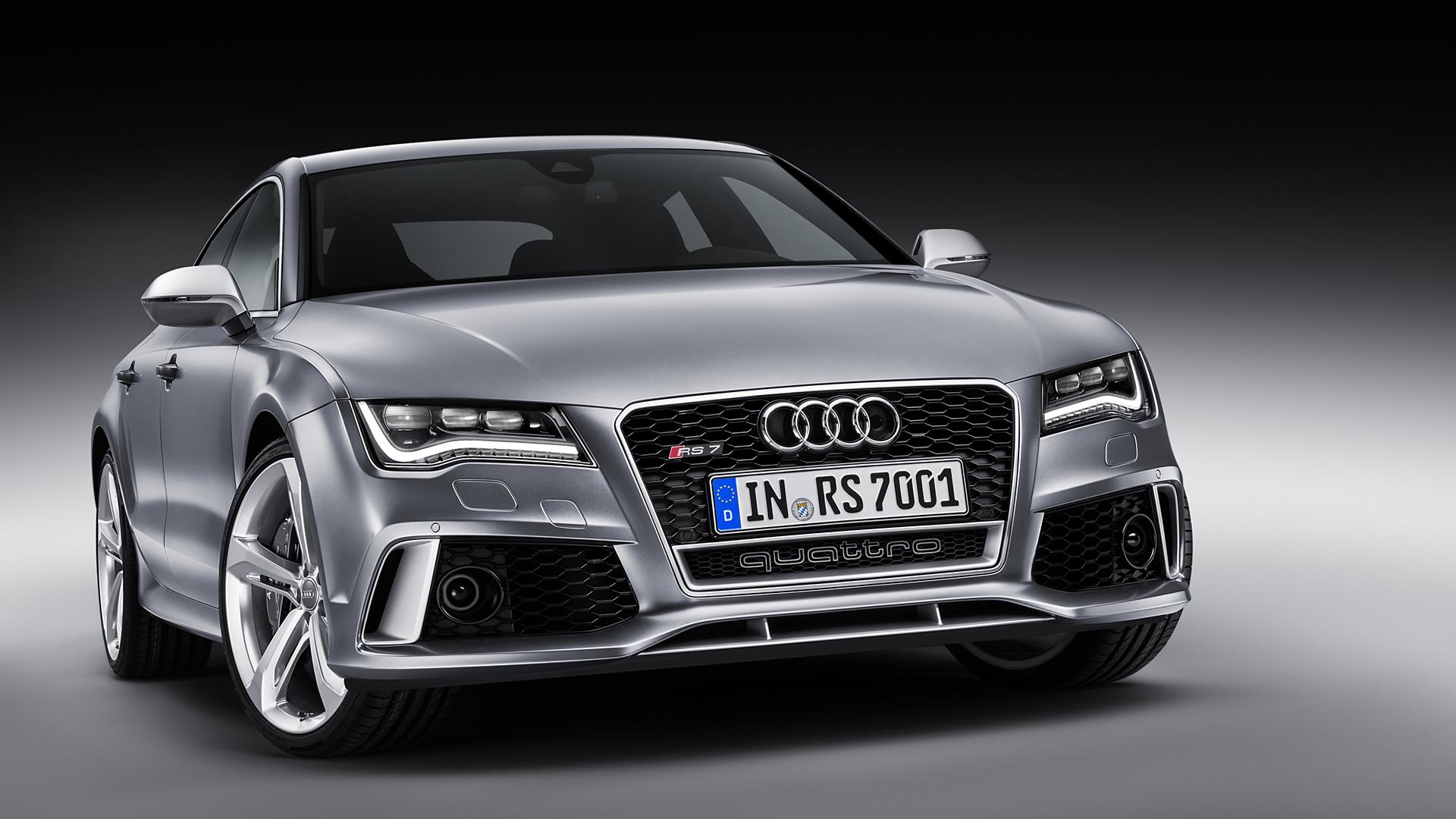 Audi 2014 Audi RS7  HD Wallpaper