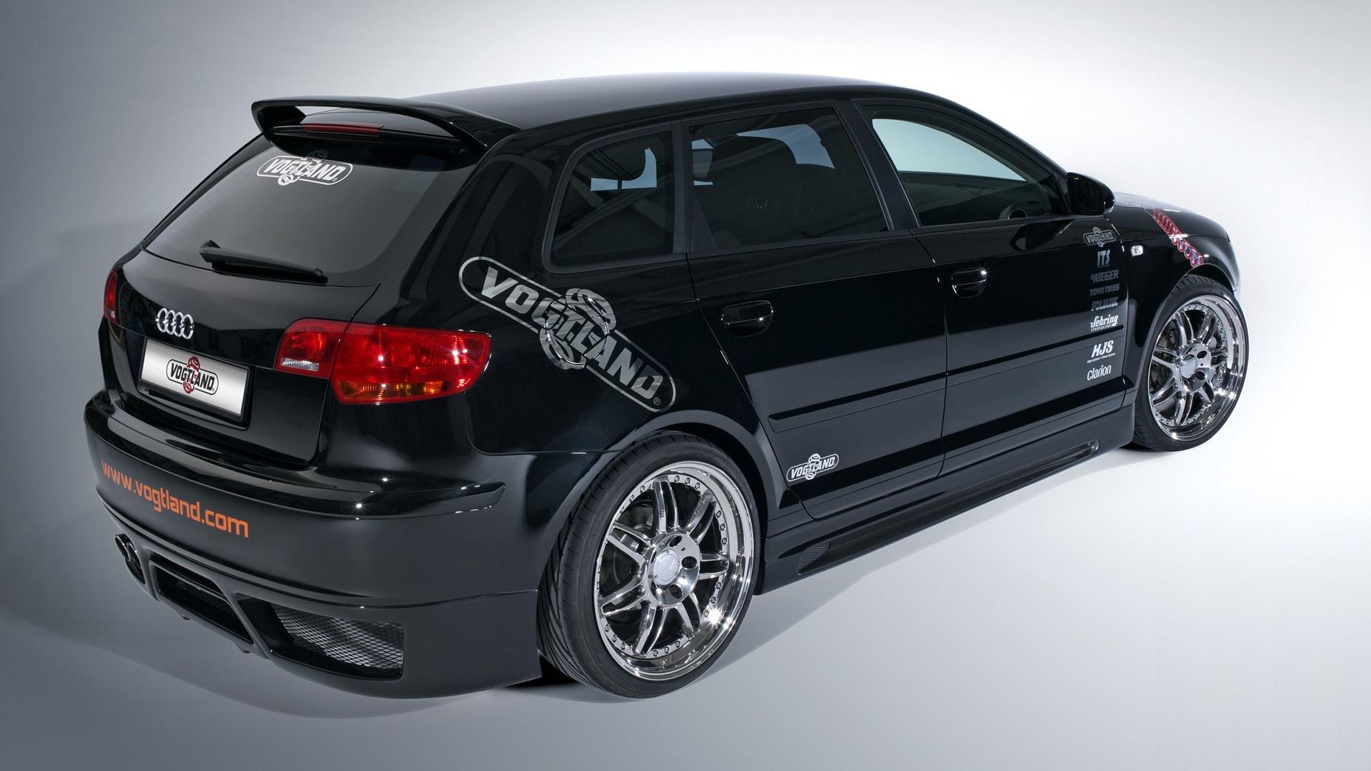 Audi A3 16 Sportback HD Wallpaper