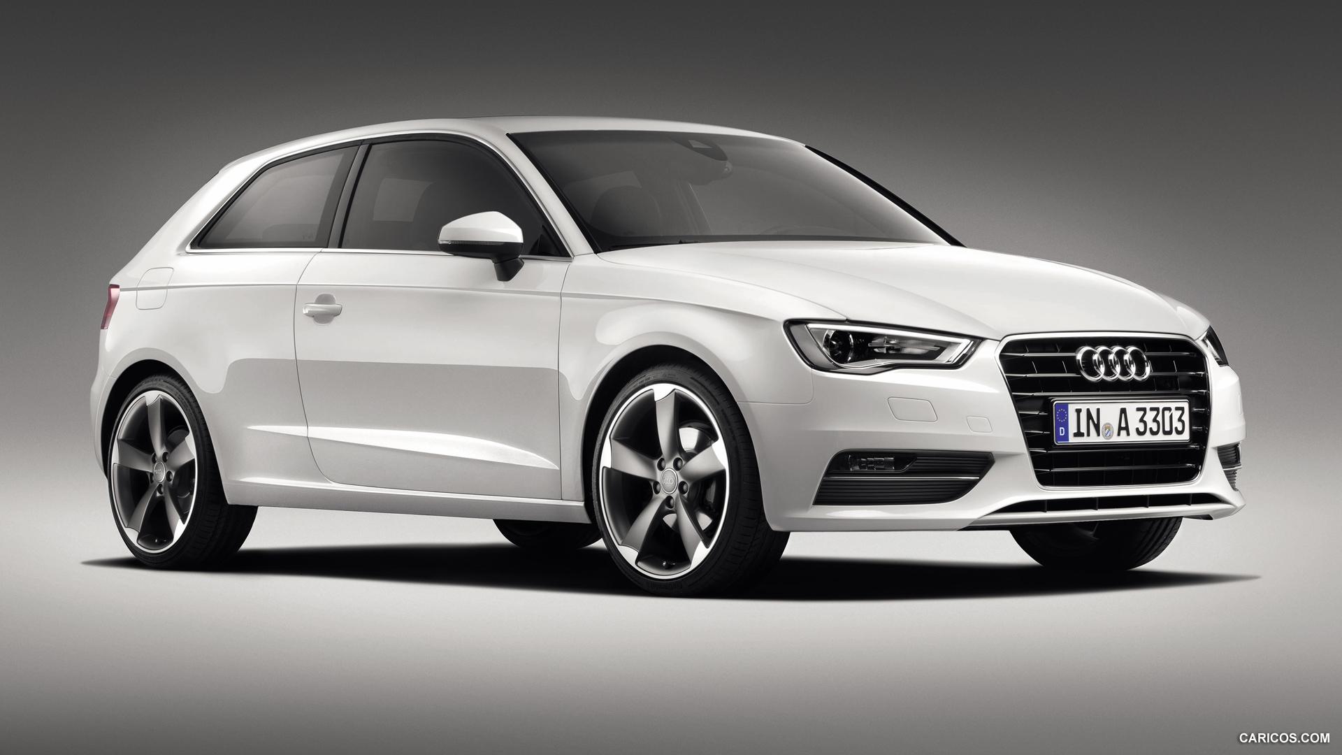 2013 Audi A3   Front  HD Wallpaper