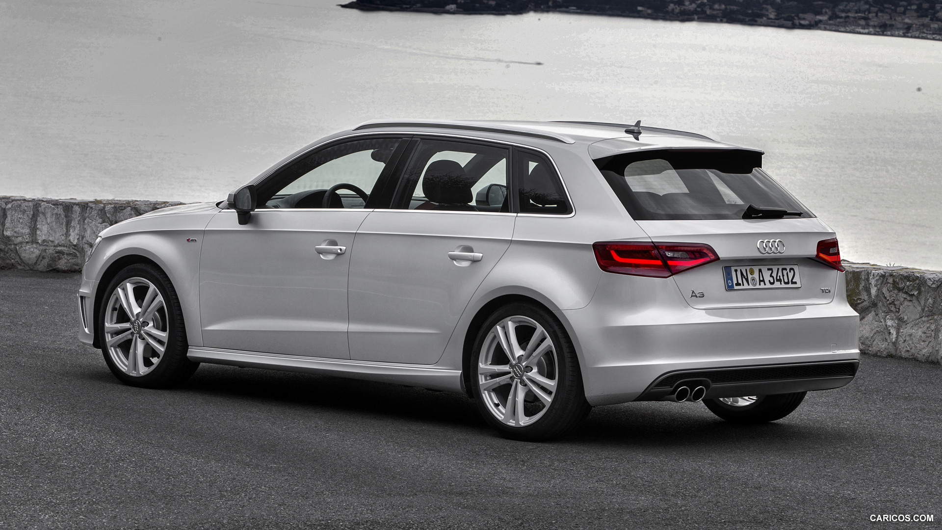 2013 Audi A3 Sportback S Line HD Wallpaper