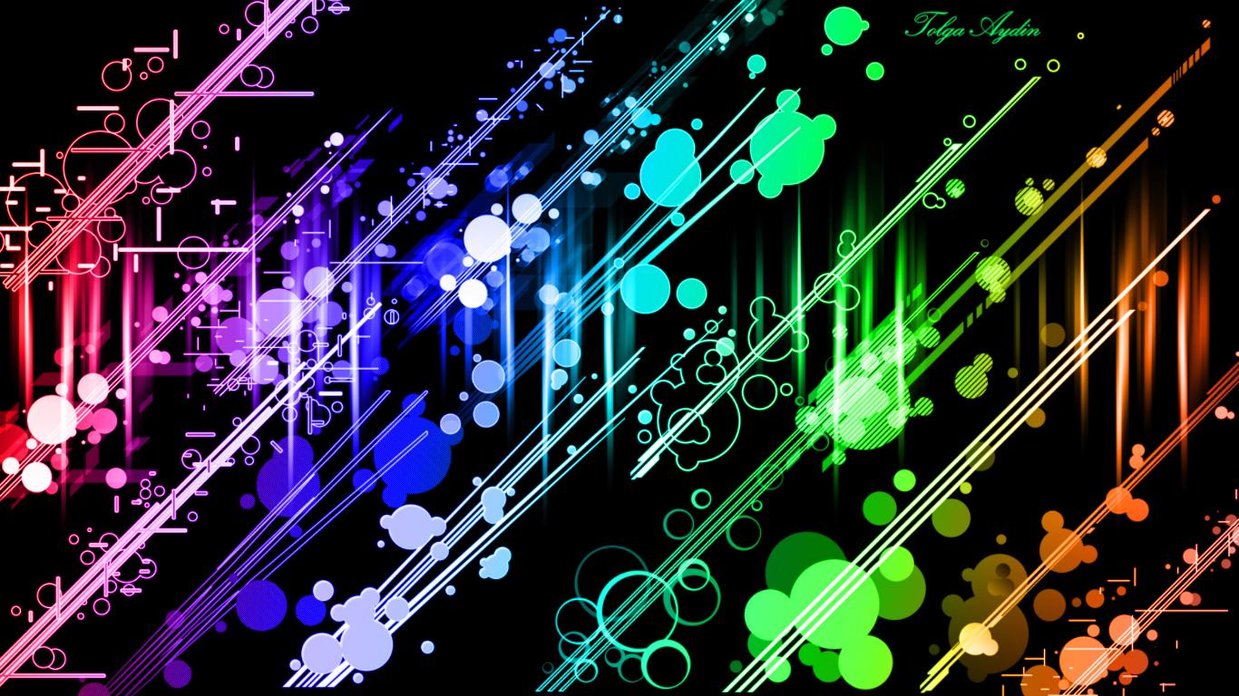 Lightfull abstract by HD Wallpaper