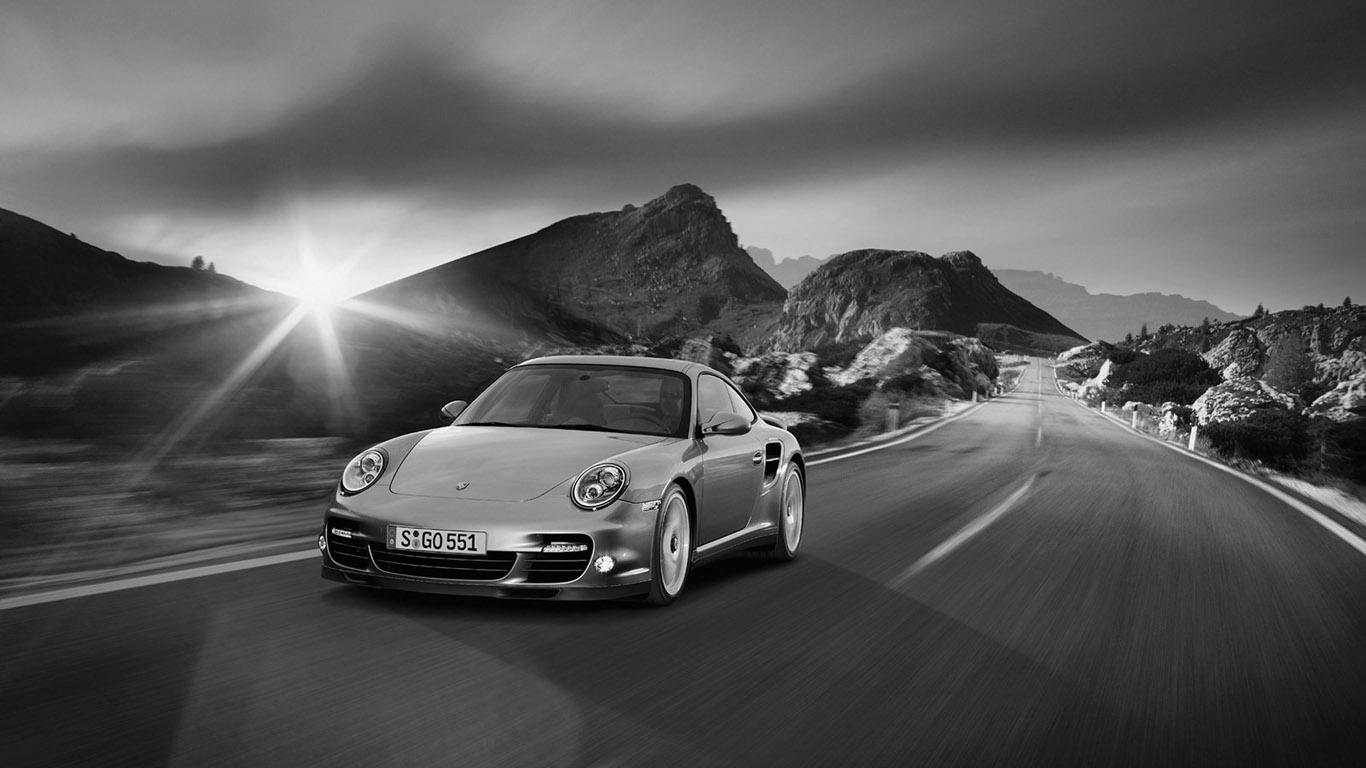 Porsche 911 Turbo S Tablet HD Wallpaper