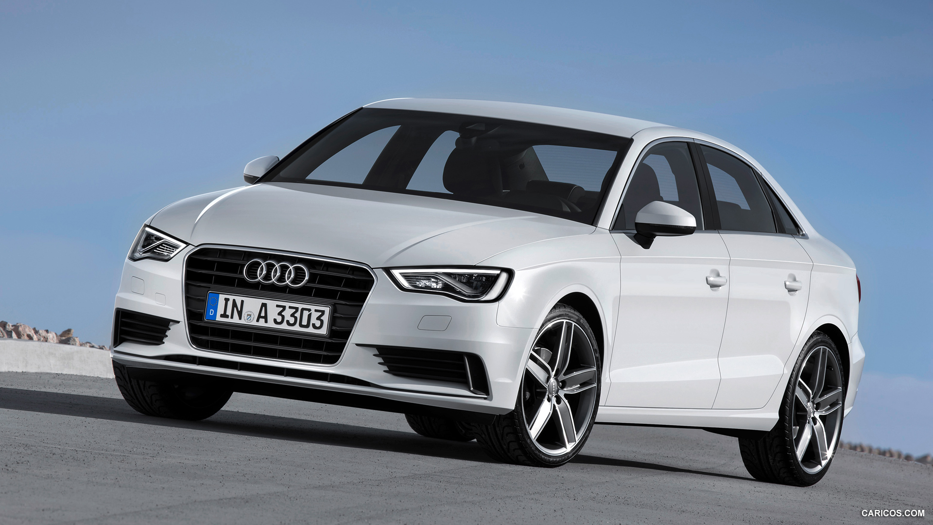 Audi A3 Sedan  HD Wallpaper