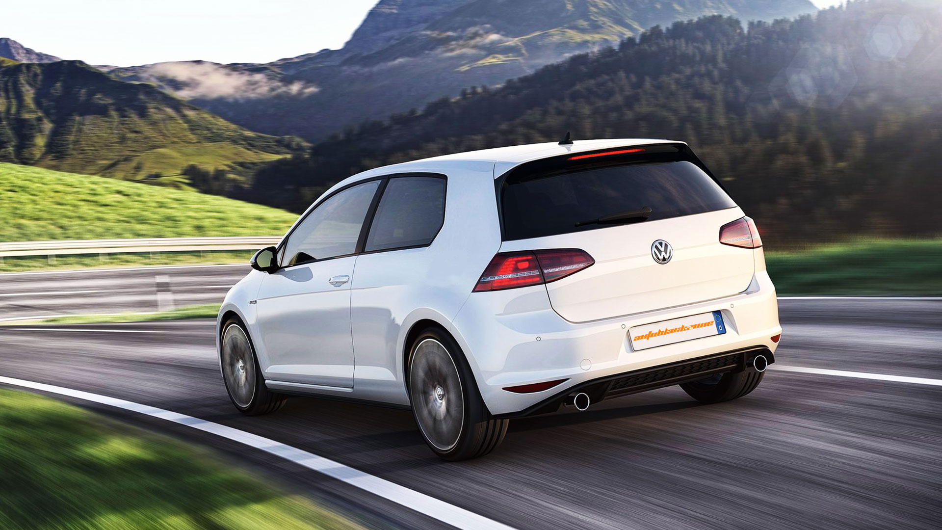 2014 vw golf gti 2014 HD Wallpaper