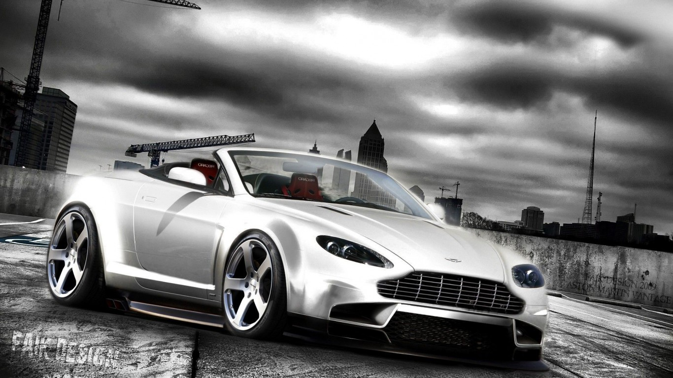 Car  aston martin   HD Wallpaper