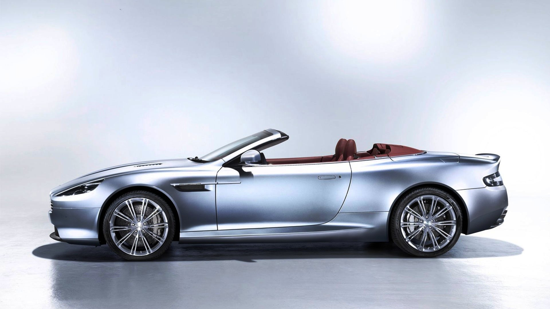 Exterior 2013 Aston Martin DB9 HD Wallpaper