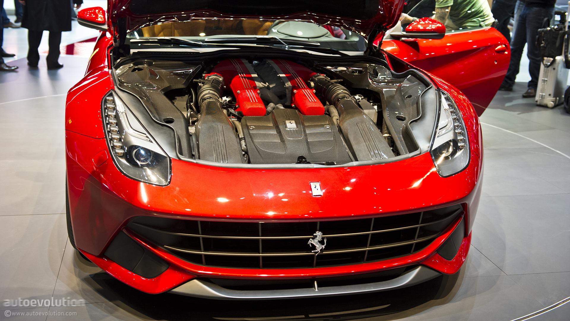 Ferrari F12 Berlinetta HD Wallpaper