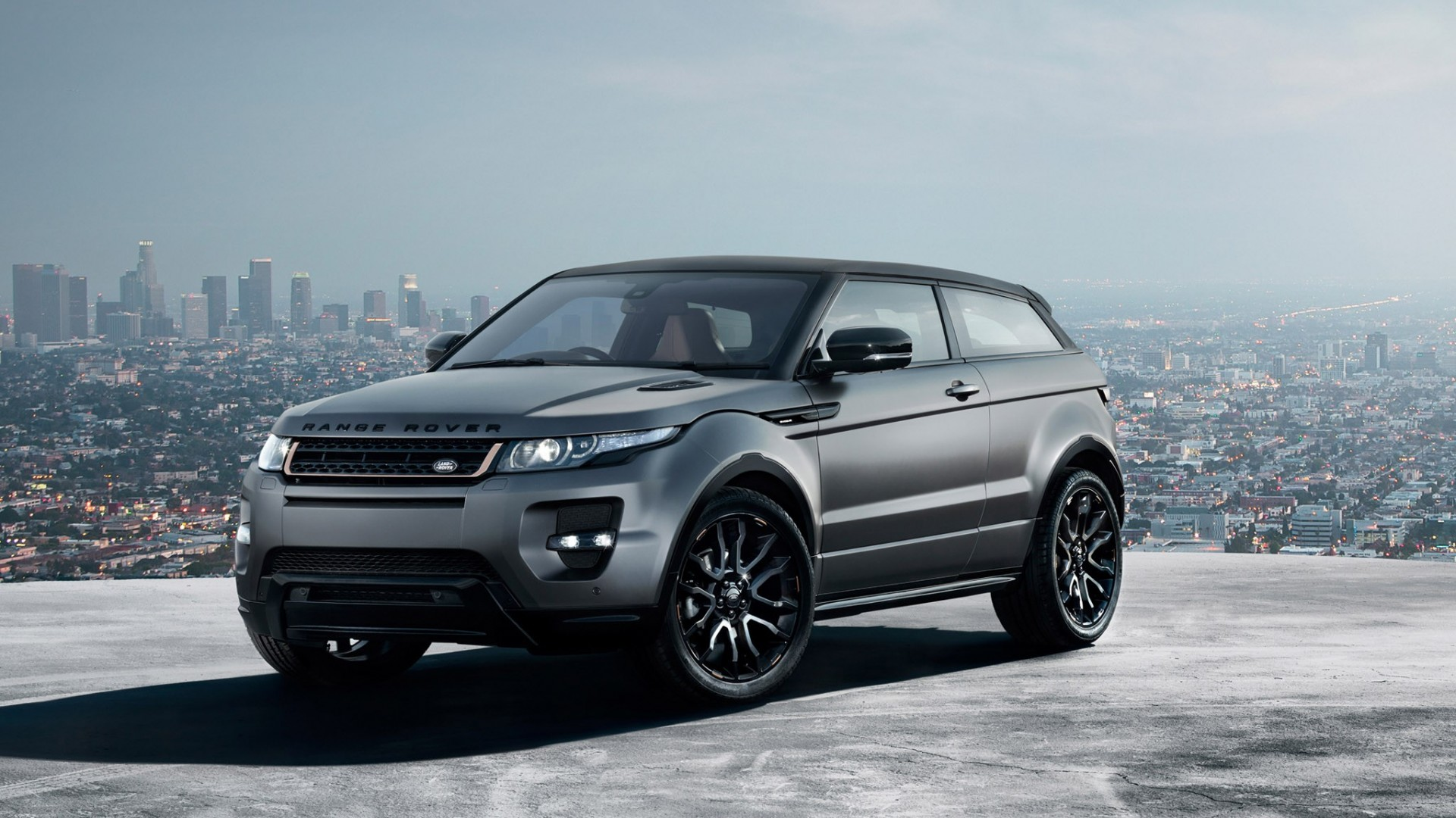 2012 Land Rover Range Rover HD Wallpaper