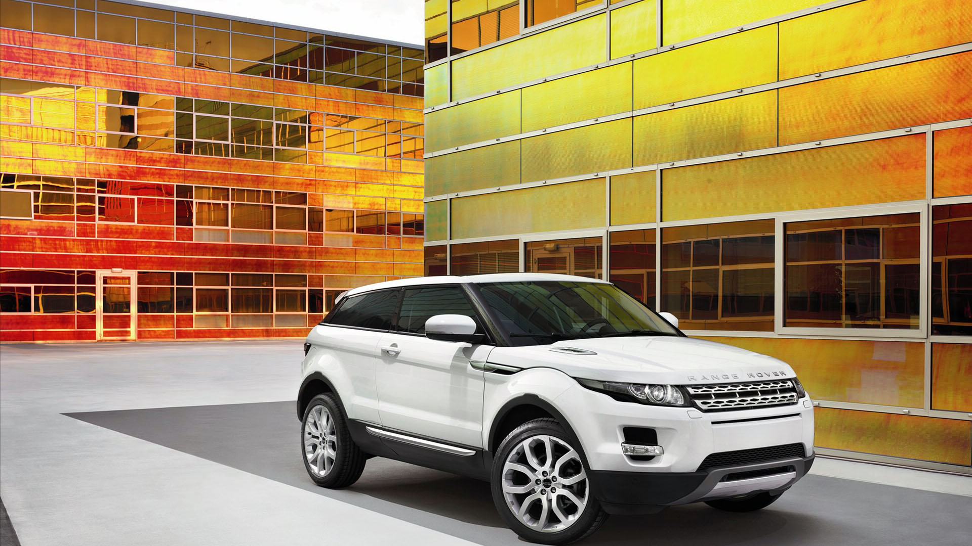 2011  Land Rover  Range Rover  Evoque  HD Wallpaper