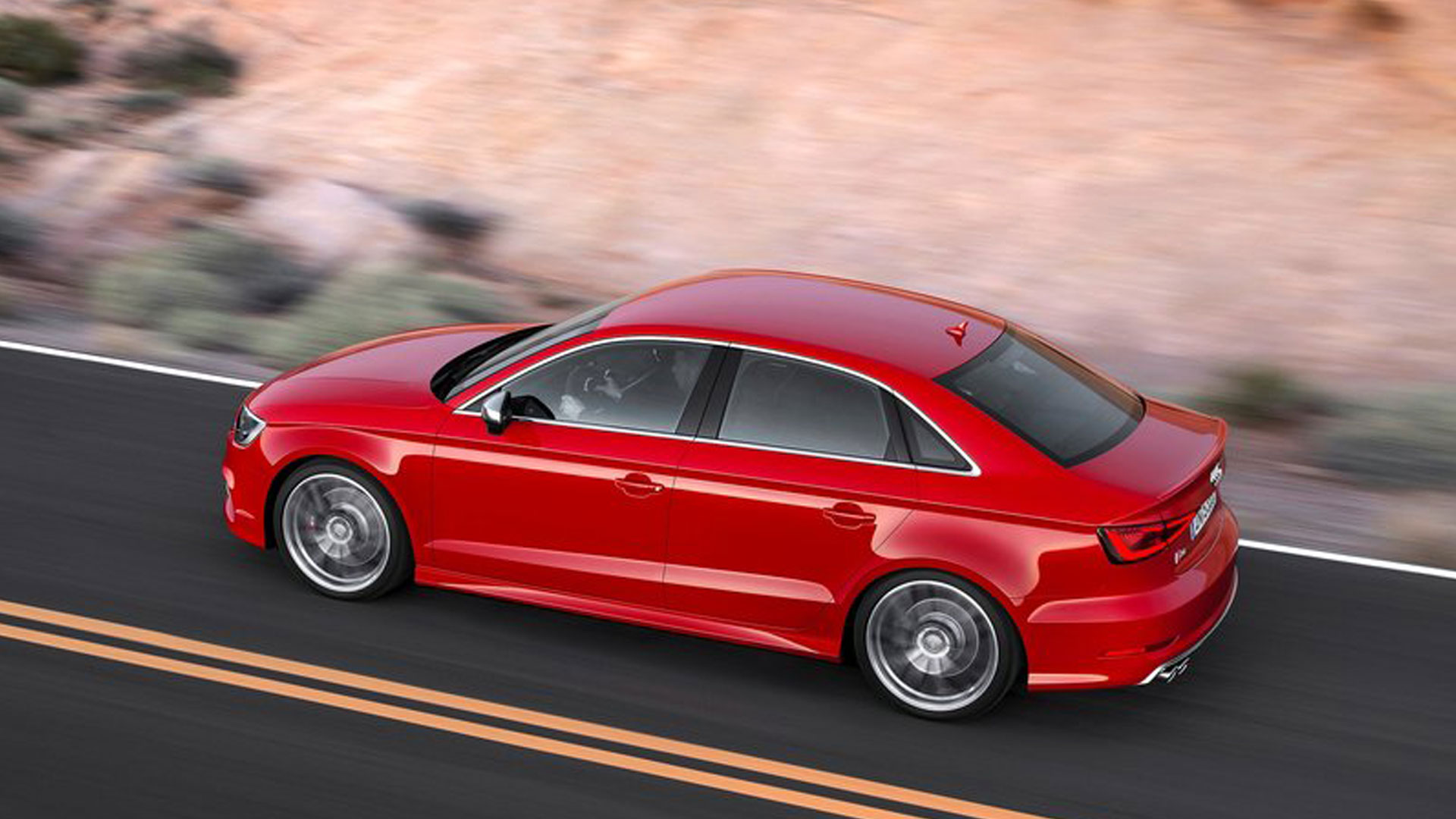 New Audi S3 Sedan 2015 image HD Wallpaper