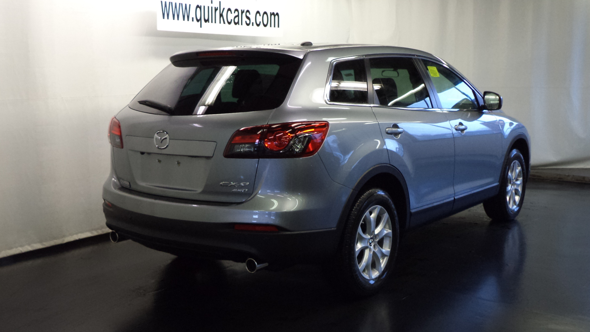 New 2013 Mazda CX 9 Z20660   NH  Massachusetts New Mazda Dealer HD Wallpaper