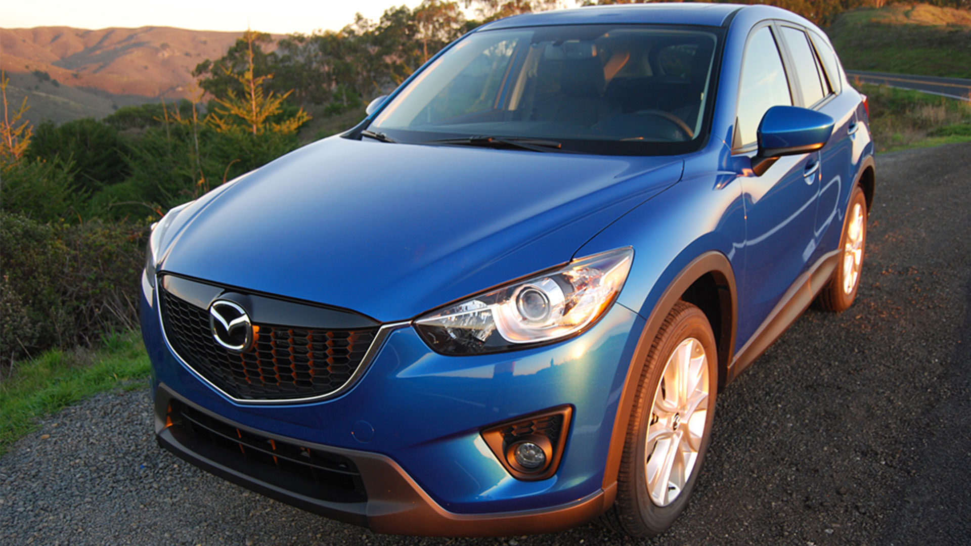 2013 Mazda CX 5 Grand Touring HD Wallpaper
