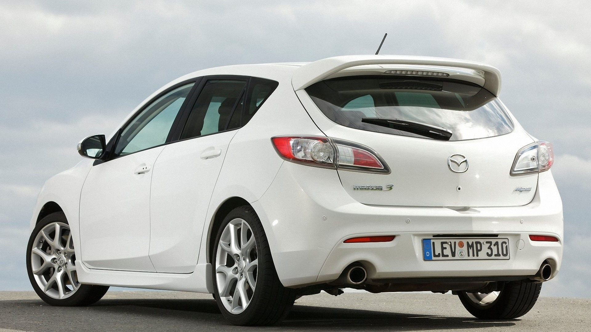 You will download Mazda 3 MPS  HD Wallpaper