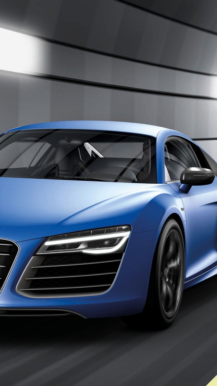 Audi R8 V8 on Road   Samsung HD Wallpaper