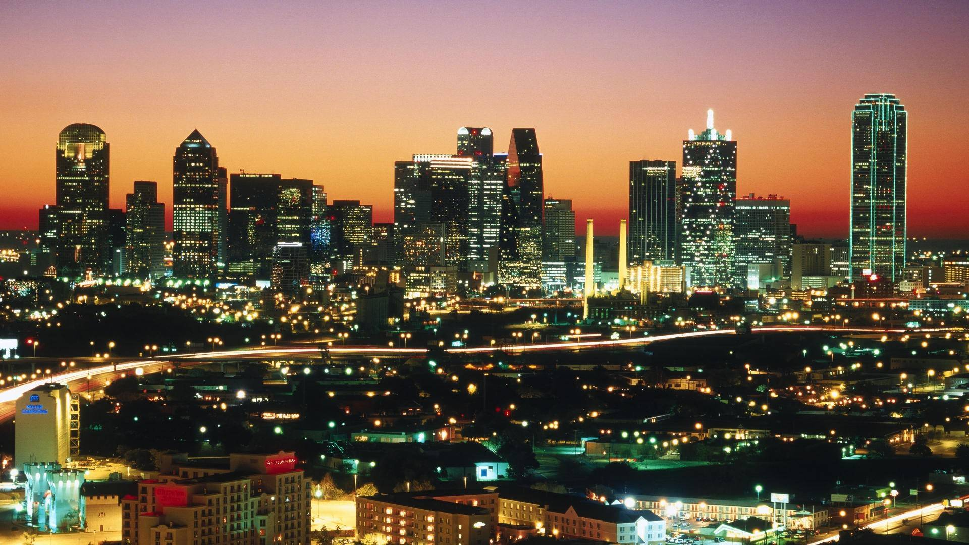 Texas Dallas 1920 1080 HD Wallpaper
