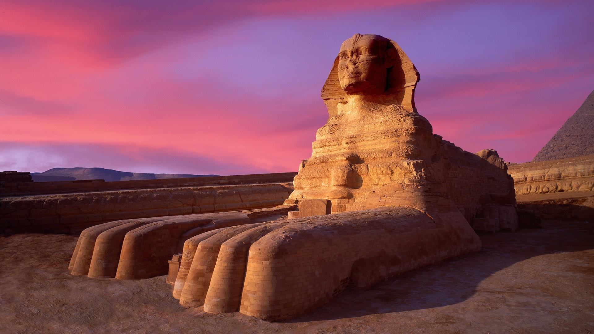 The Sphinx  Egypt  HD HD Wallpaper