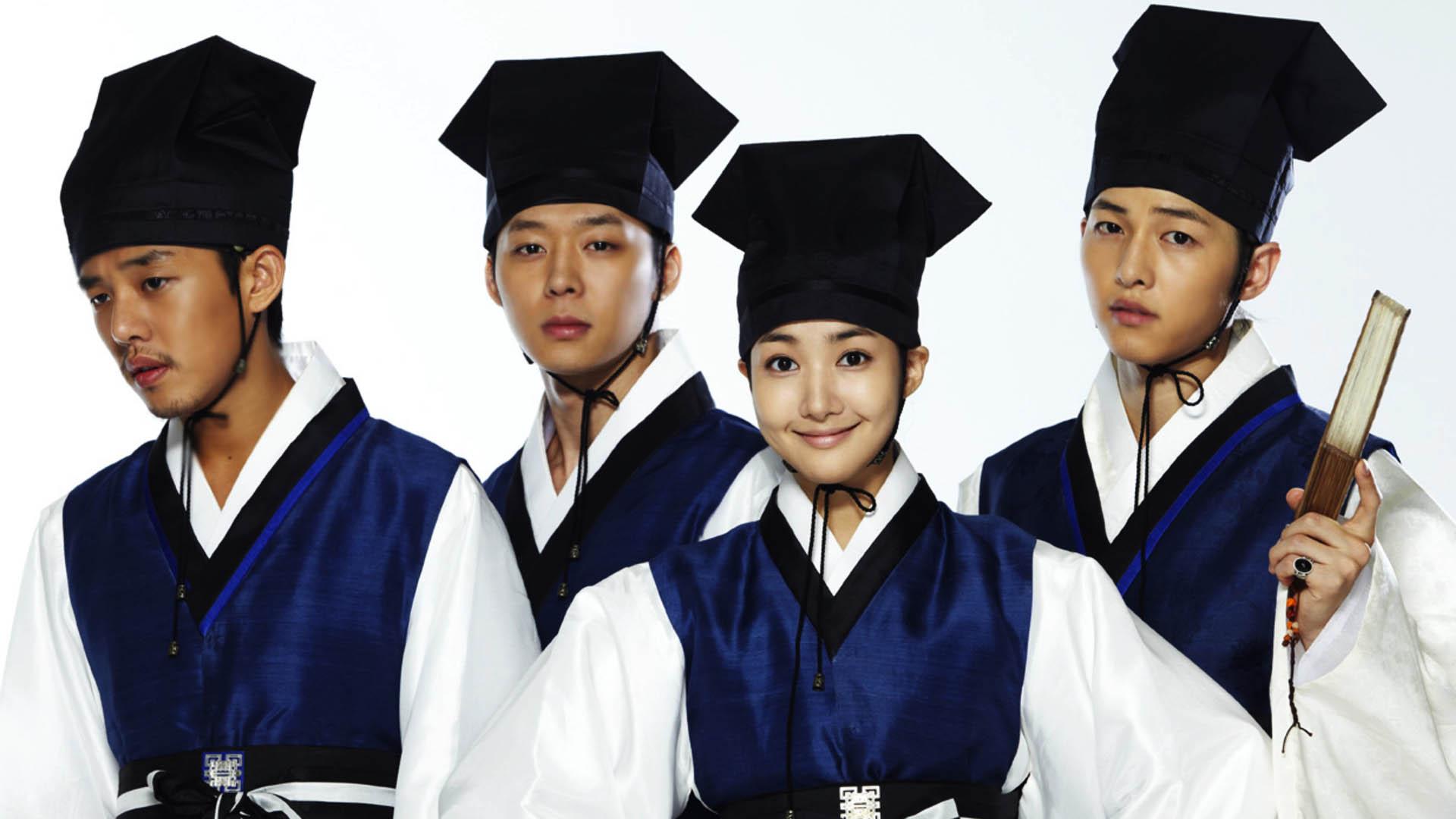 Sungkyunkwan Scandal korean  HD Wallpaper