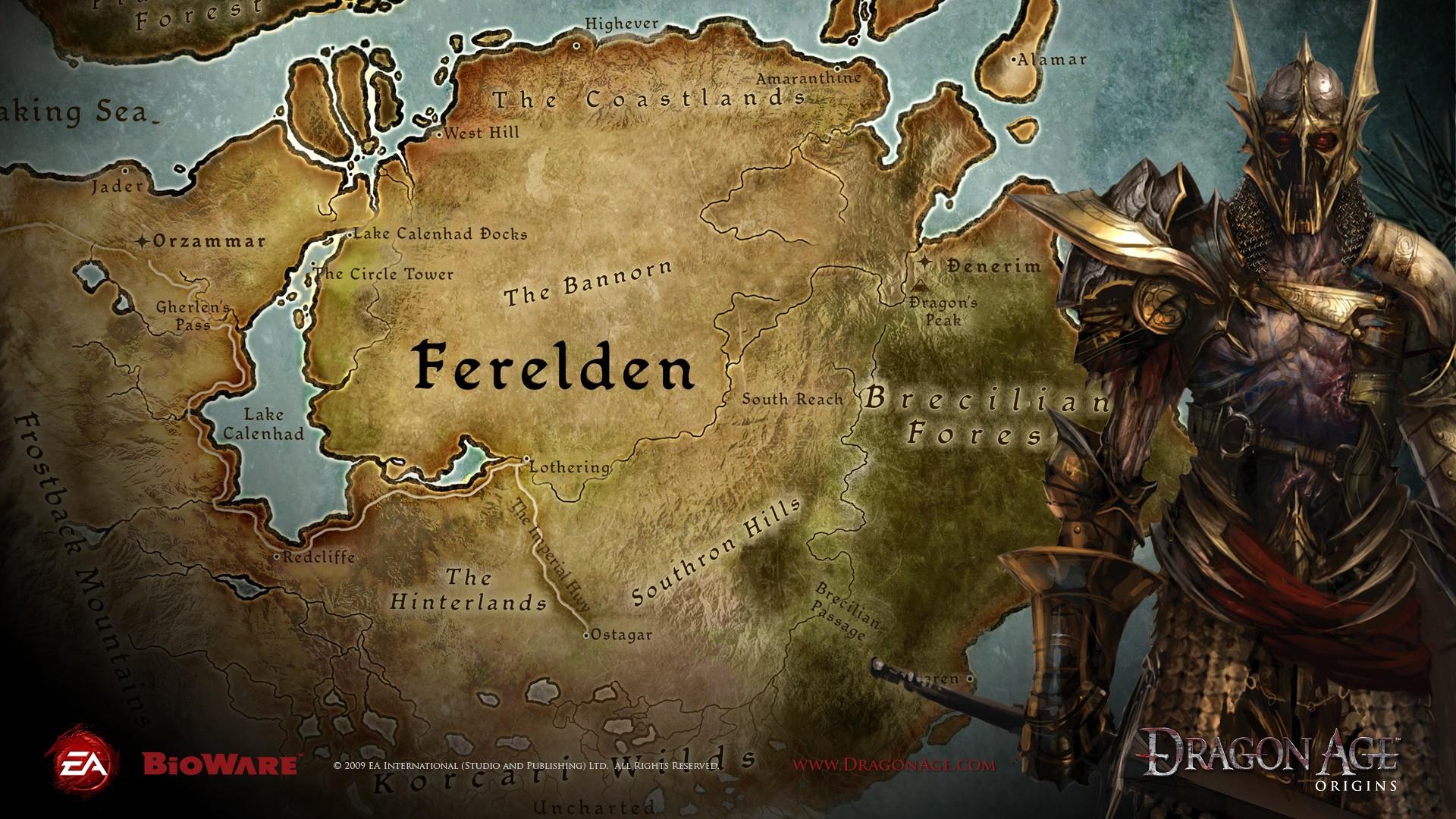 Dragon Age BioWare Dragon Age HD Wallpaper