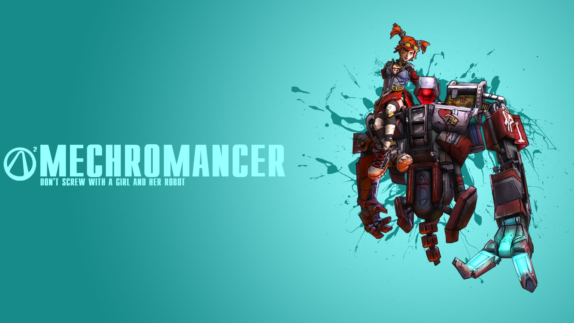 Find  borderlands 2 HD Wallpaper