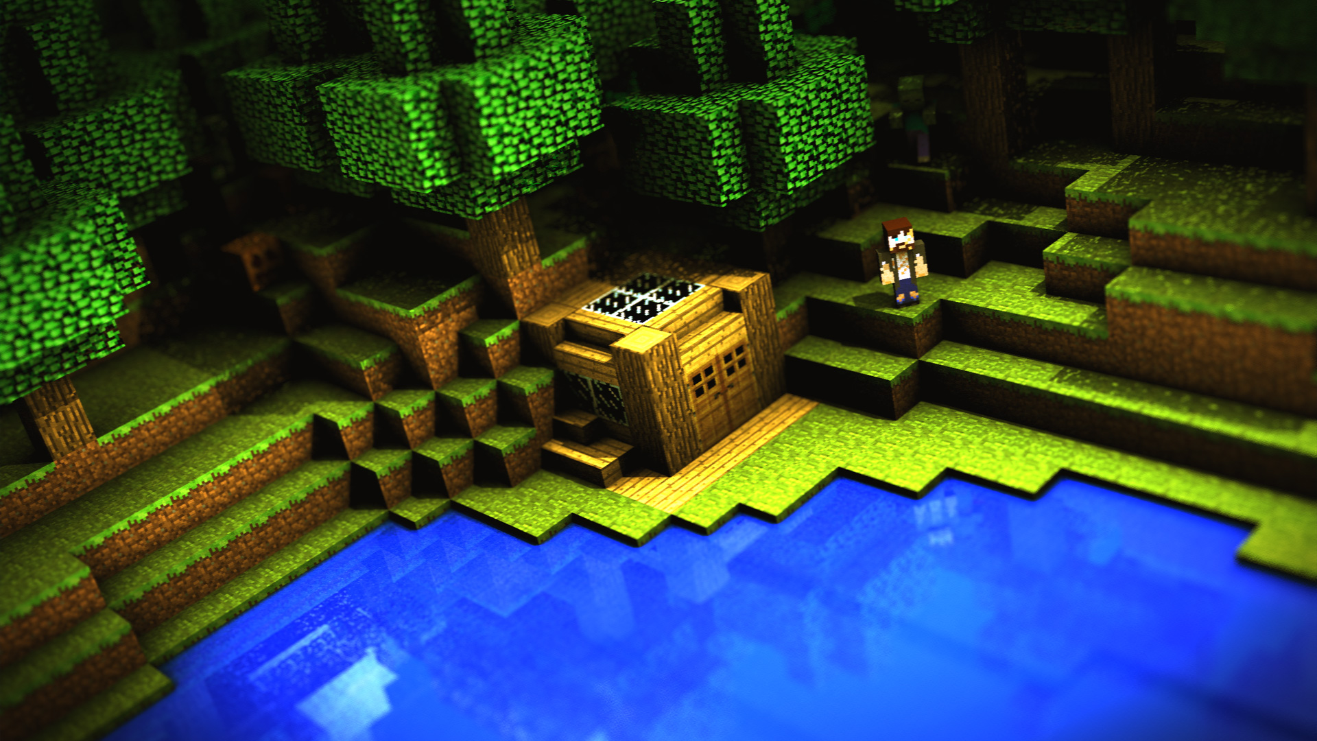 Download Minecraft  HD Wallpaper
