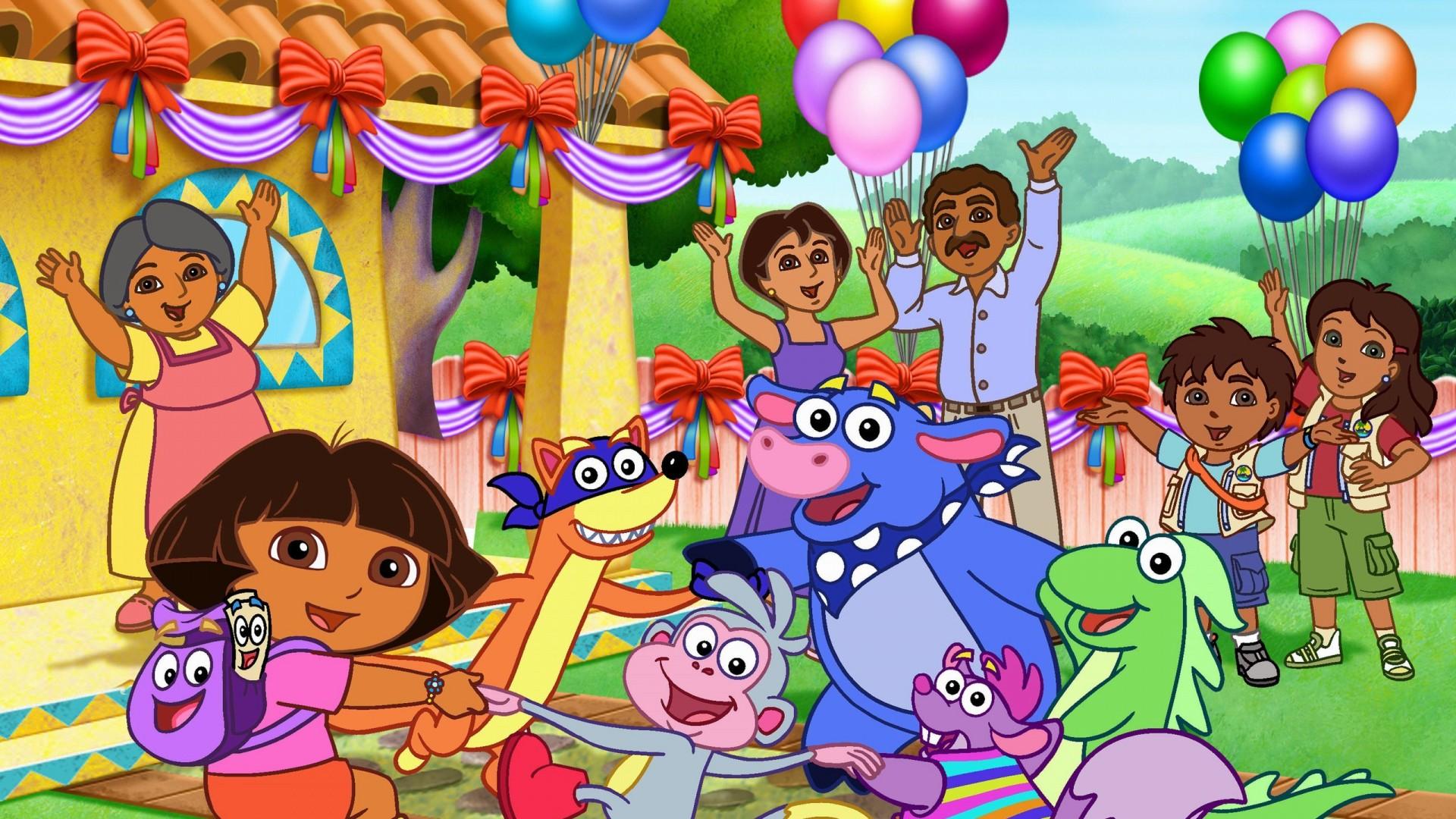 Dora HD Wallpaper