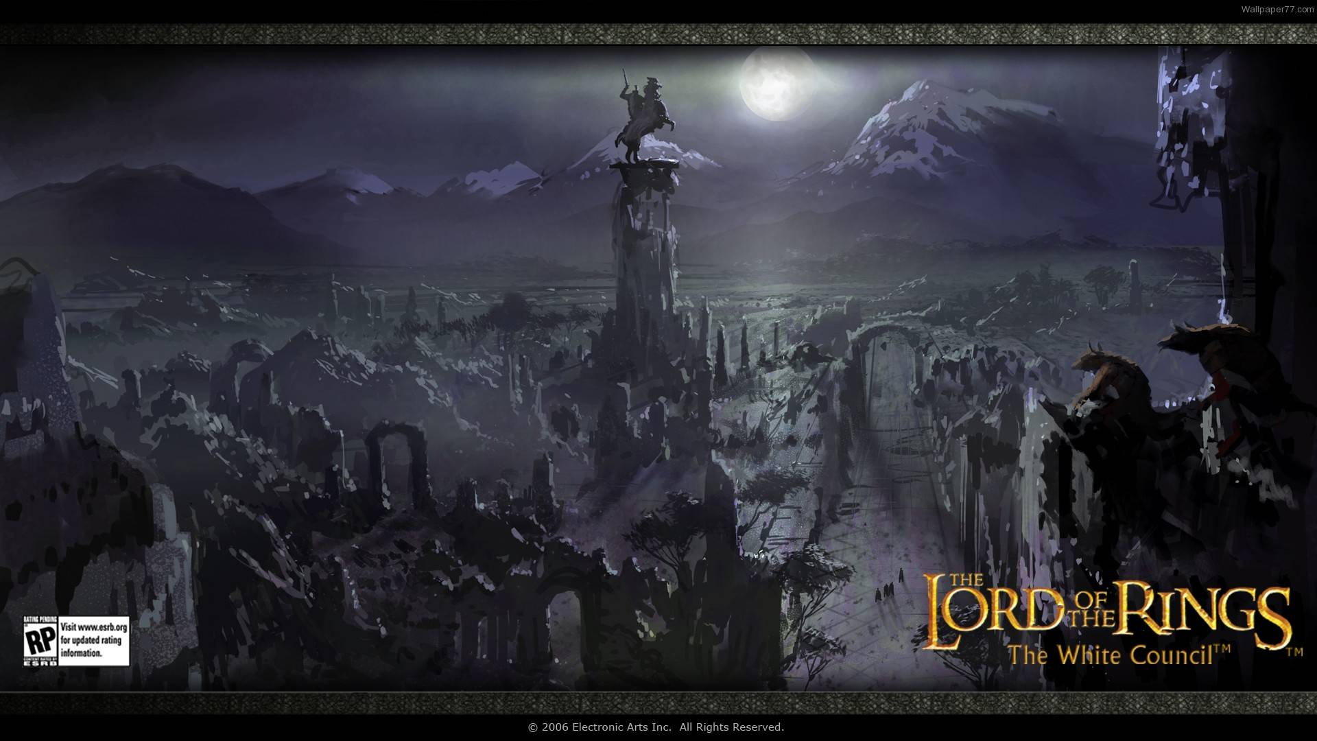 Lord of the Rings  4 HD Wallpaper