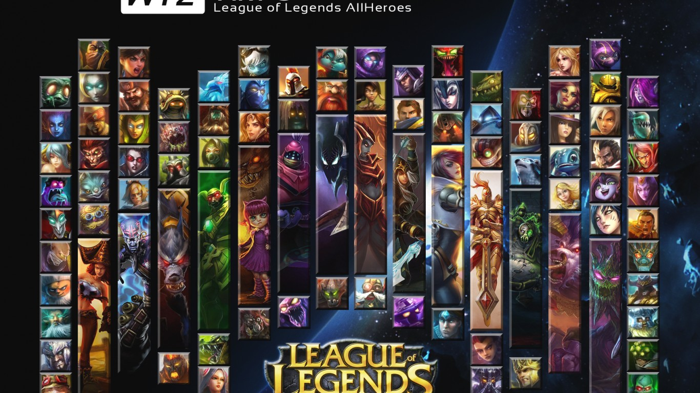 League of legends heroes with pictures hentai photo