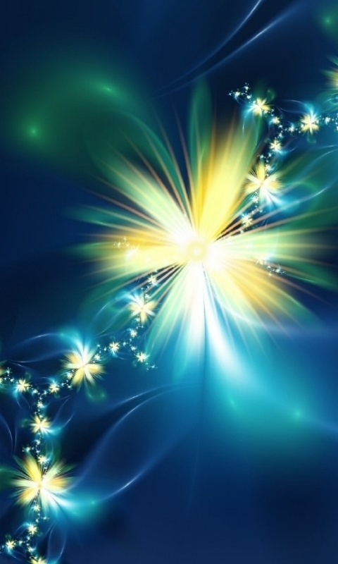 Abstract Light  Category Abstract  Resolution 480x800  Tags dreaming  HD Wallpaper