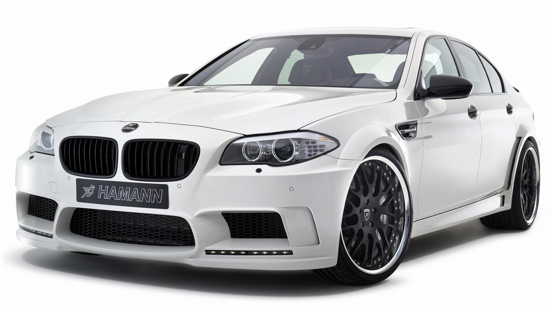 cars   BMW M5   Hamann HD Wallpaper
