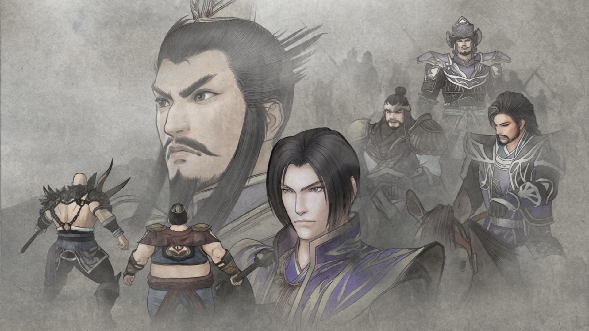Ling Tong Dynasty Warriors HD Wallpaper