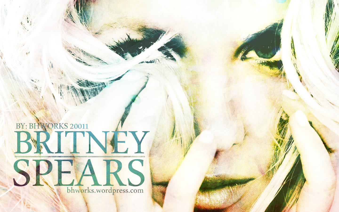 britney spears  2011 HD Wallpaper