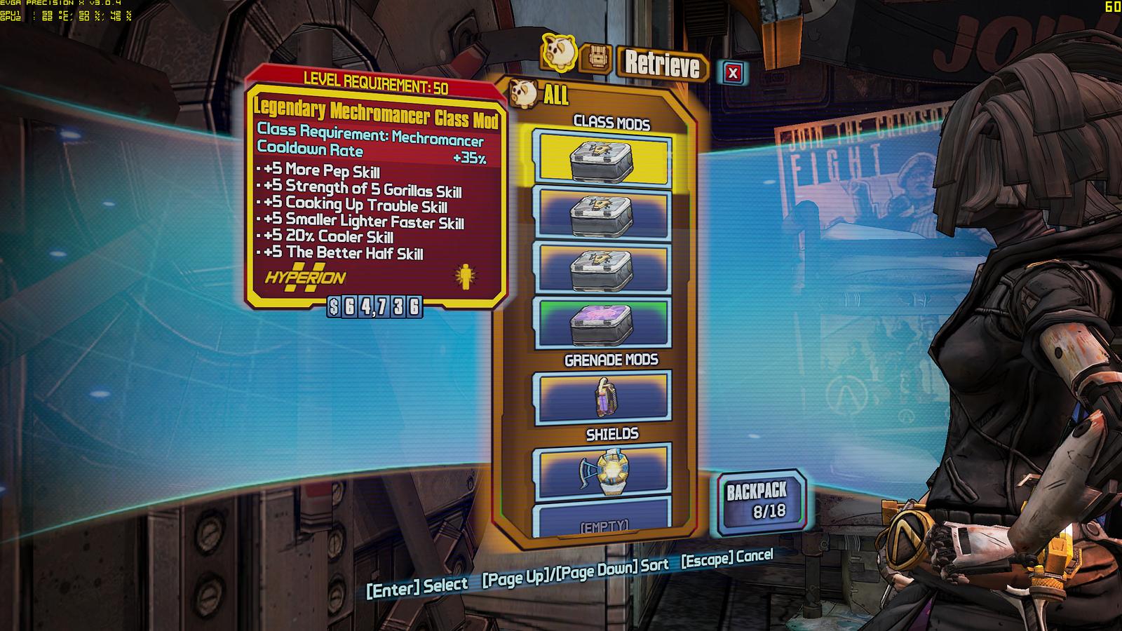 Borderlands 2 mechromancer HD Wallpaper