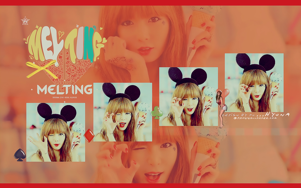 HyunA   cute  sexy cool HD Wallpaper