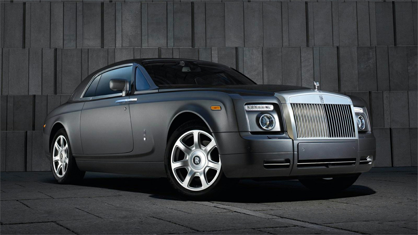 Rolls HD Wallpaper