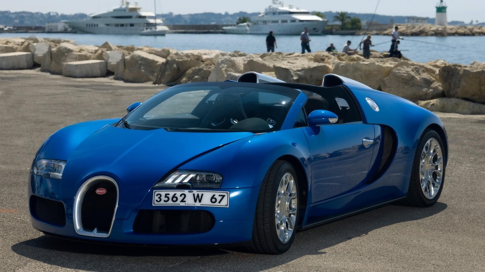 Mobil Sport Bugatti Cannes HD Wallpaper