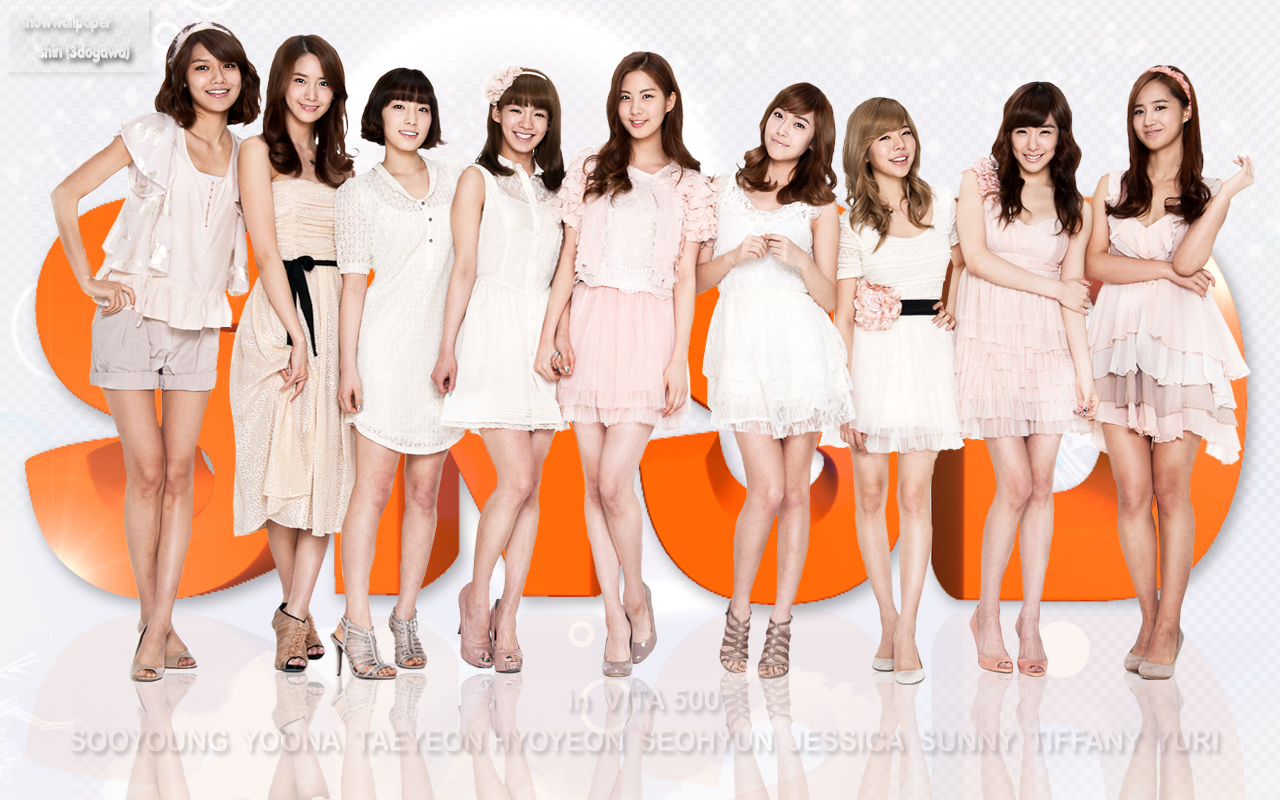 Kumpulan Foto Girls Generation HD Wallpaper