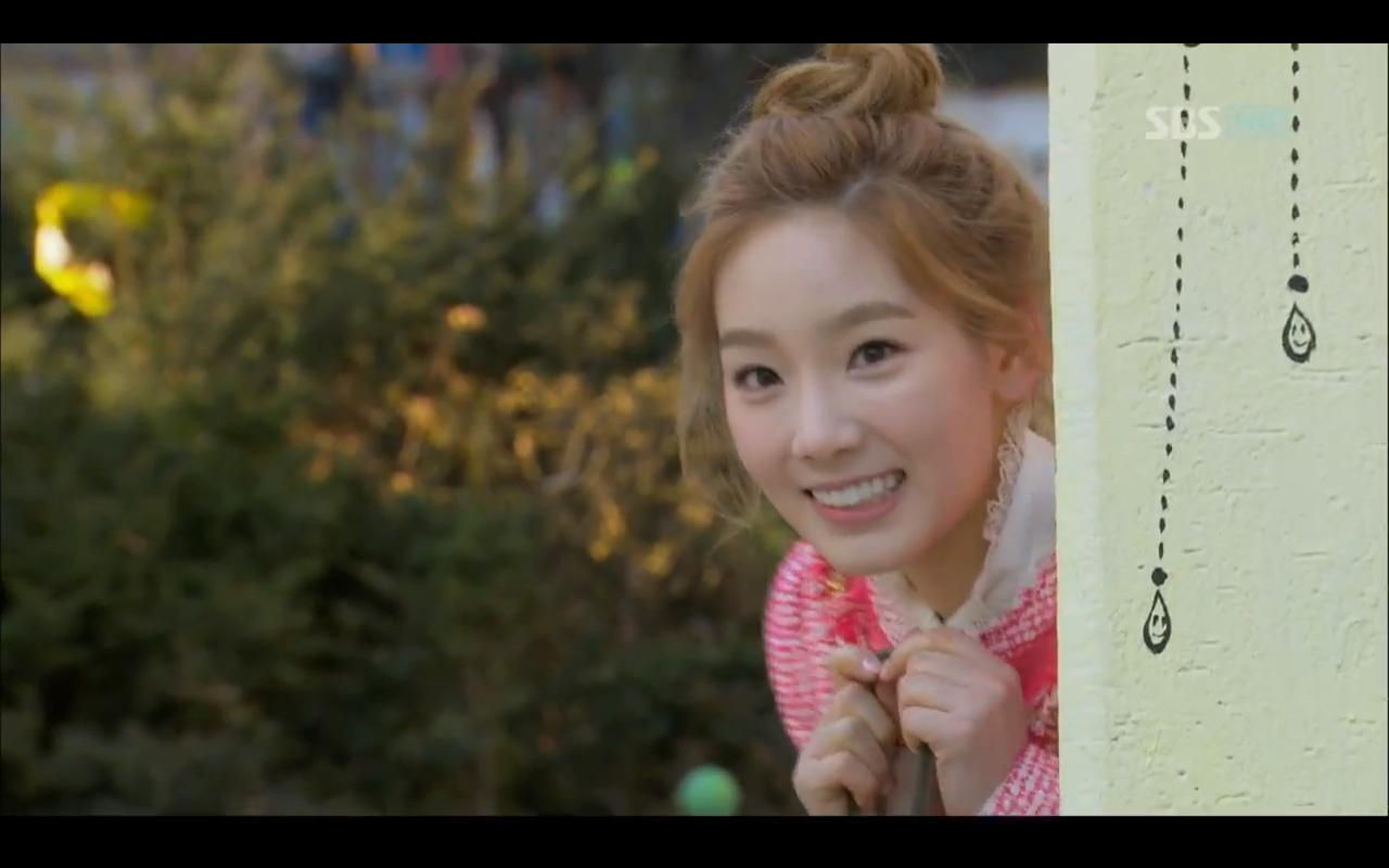 kim taeyeon wae you so cute HD Wallpaper
