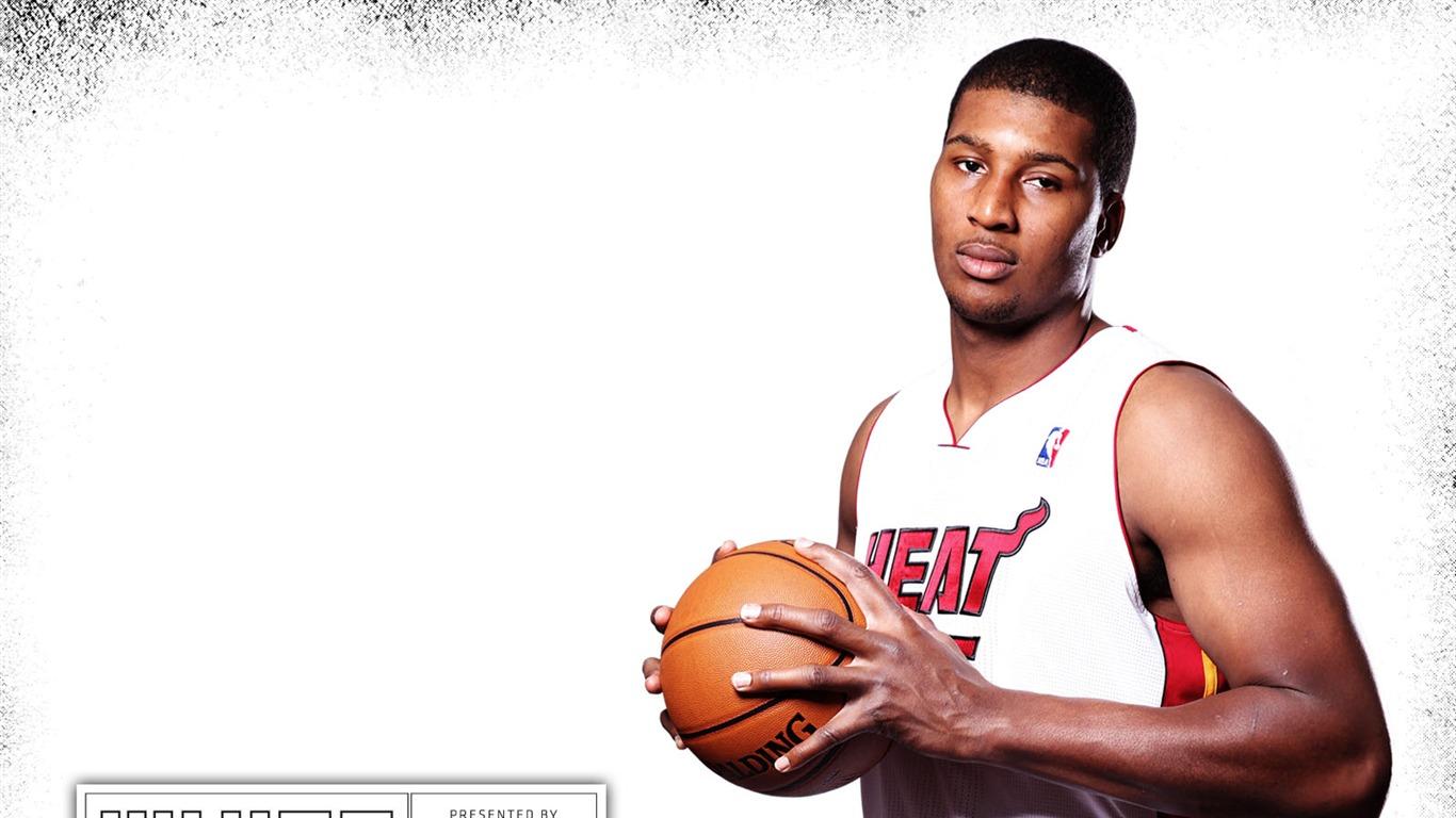 2010 11 NBA Miami Heat Dexter HD Wallpaper