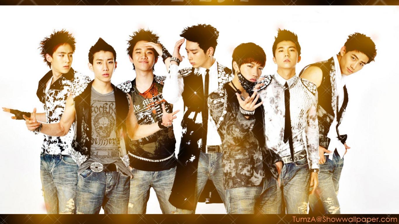2PM All Star  HD Wallpaper